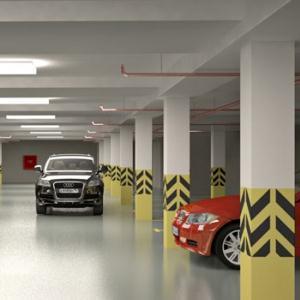 Автостоянки, паркинги Кильдинстроя