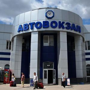 Автовокзалы Кильдинстроя