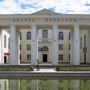 Дворцы и дома культуры Кильдинстроя