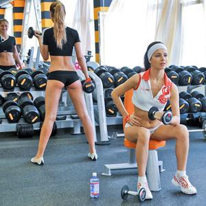 Фитнес-клубы Кильдинстроя