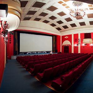 Кинотеатры Кильдинстроя