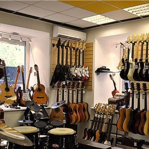 Музыкальные магазины Кильдинстроя