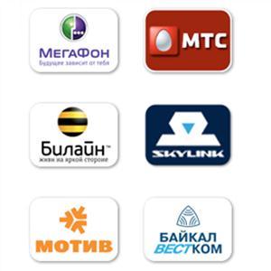 Операторы сотовой связи Кильдинстроя