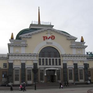 Железнодорожные вокзалы Кильдинстроя