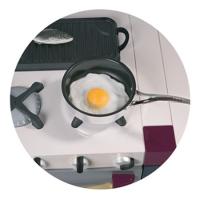 Столовая Первомайская - иконка «кухня» в Кильдинстрое